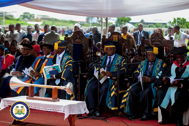 President Bio Promises to Introduce Students' Loan Scheme
